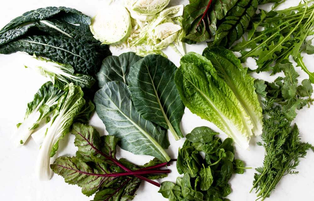 The Healthiest Leafy Greens