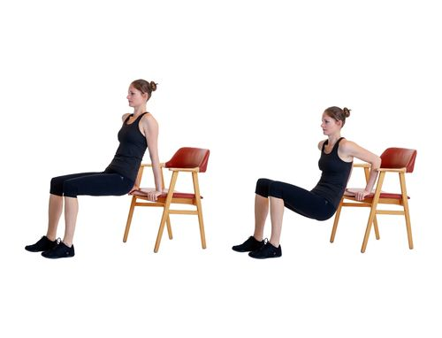 Chair Exercises You Can Do At Home