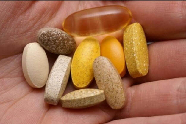 Daily Vitamins All Trainers Need